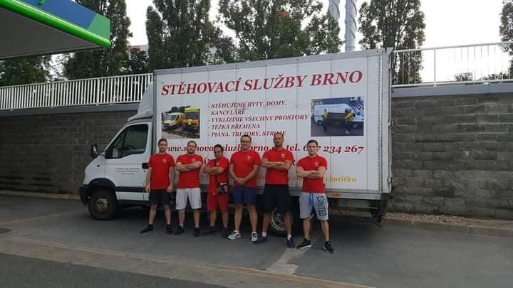 Stěhování Brno